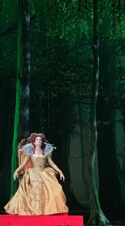 El sueño de una noche de verano en el Teatro de la Zarzuela