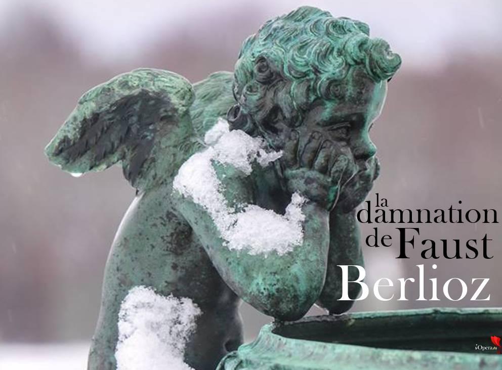 La Damnation de Faust en Versalles vídeo