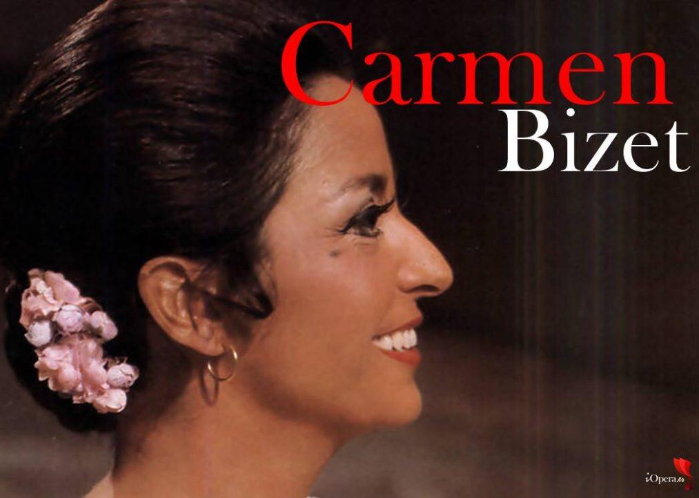 Carmen desde París 1980