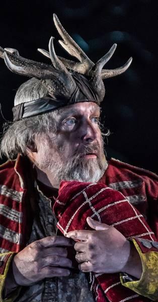 Falstaff de Verdi en Wormsley vídeo