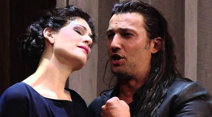La forza del destino de Giuseppe Verdi Anja Harteros y Jonas Kaufmann como Leonora y Don Álvaro