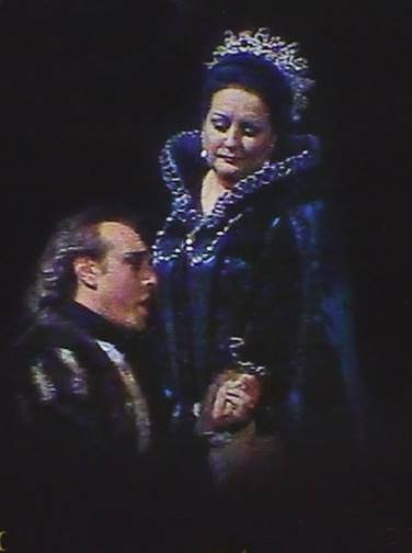 Don Carlo en Orange 1984 Montserrat Caballé y Jaume Aragall