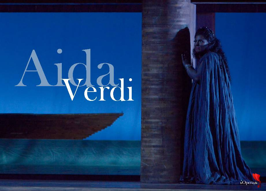 Aida de Verdi desde Venecia