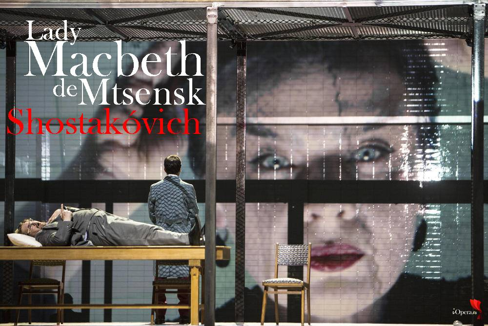 Lady Macbeth de Mtsensk en París