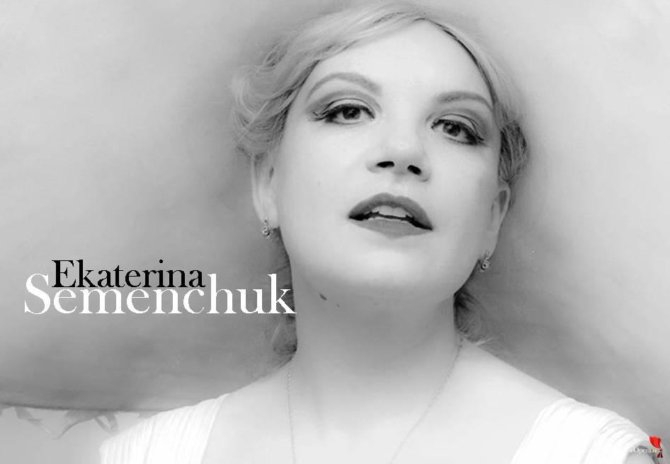 Recital de Ekaterina Semenchuk, canciones rusas