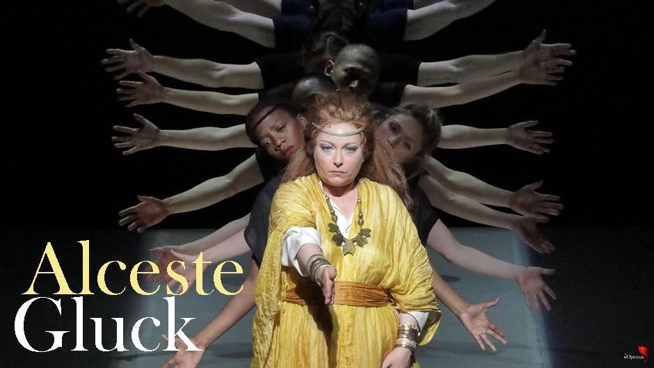 Alceste de Gluck en Múnich vídeo ópera iopera