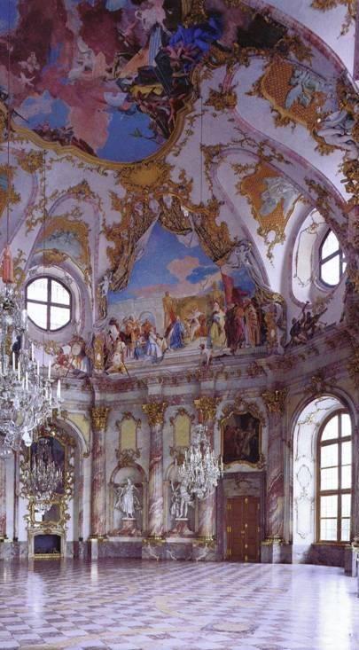 Concierto Mozart, Schubert y Haydn Julian Prégardien Kaisersaal Würzburg