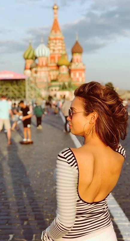 Recital Nadine Sierra en Moscú vídeo