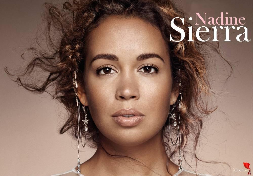 Recital Nadine Sierra en Moscú
