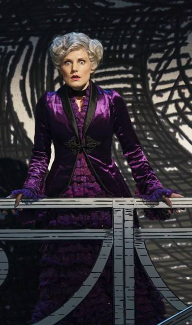 La flauta mágica desde Glyndebourne vídeo Caroline Wettergreen