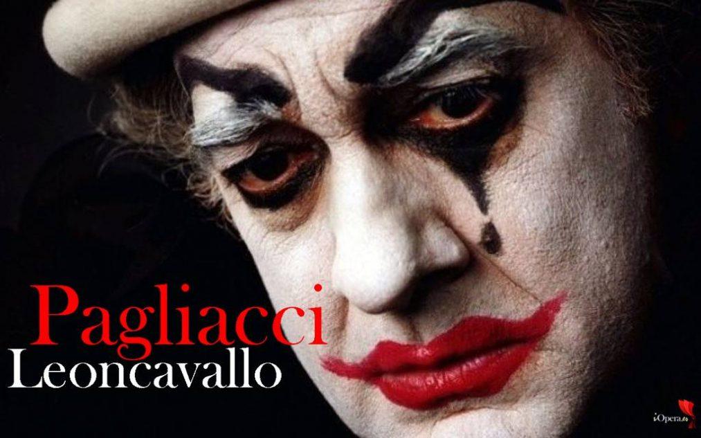 Pagliacci de Leoncavallo ópera