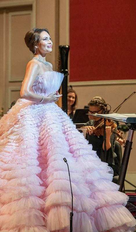 Recital de Aida Garifullina teatro colón