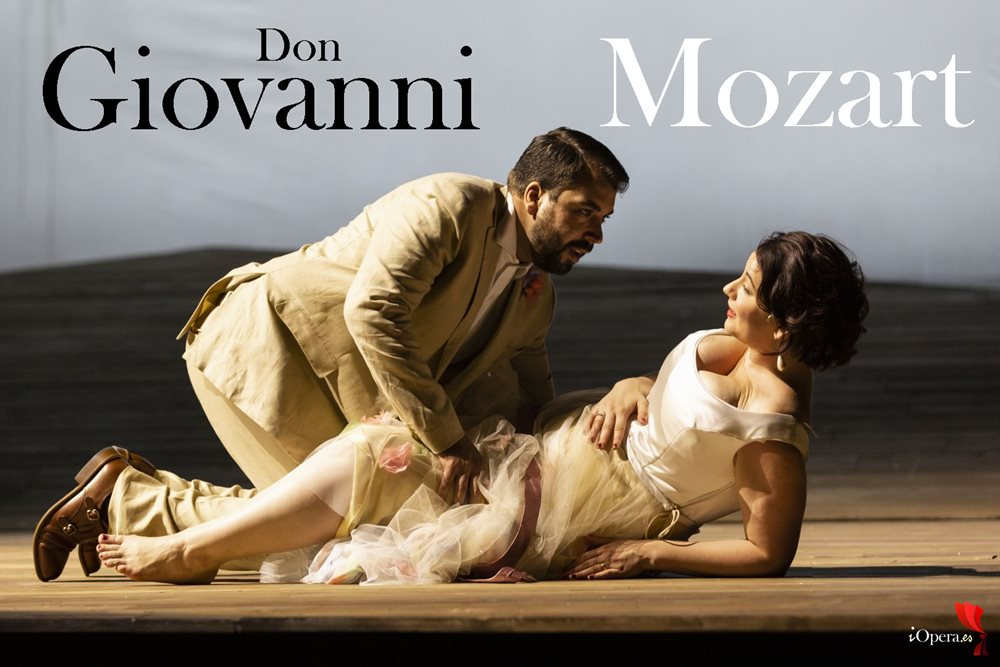 Don Giovanni en Roma, Opera di Roma, vídeo de la ópera de Wolfgang Amadeus Mozart, Graham Vick