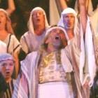 Palco en Nabucco